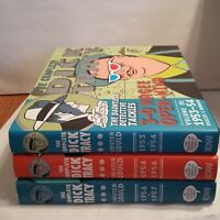 The Complete Dick Tracy Hardback Volume 15 16 17: 1953-57 Lot
