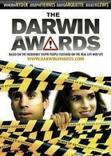 The Darwin Awards (DVD), Like new (Disc: New), Region-4, free shipping