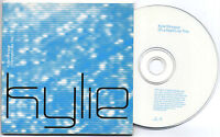 KYLIE MINOGUE On A Night Like This 2000 UK 1-trk promo CD card sleeve