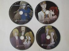 Le Chevalier D'Eon Complete 4-DVD Eps 1-24 TV Anime Series; Disc Only Funimation