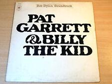 Bob Dylan/Pat Garrett & Billy The Kid/1973 CBS Soundtrack LP