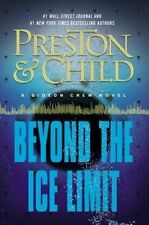 BEYOND THE ICE LIMIT - Preston & Child (Hardcover, 2016, Free Postage)