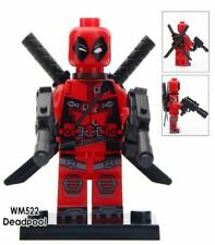 Deadpool - Marvel X-MEN Minifigure - FREE US TRACKED - READ FOR DISCOUNT