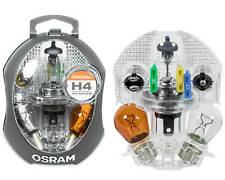 H4 Osram Ersatzlampenbox Ersatzlampen Ersatzlampenkasten Ersatzlampenset 12V Kfz