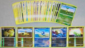 -Rare- 2008 -Majestic Dawn- Pokemon D&P TCG Cards Near Complete Set w/Holo Foils