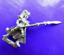 Maiden guard female elf high elven citadel games workshop elves spear warrior #C
