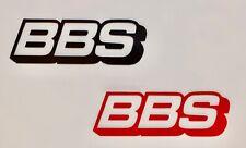 BBS Aufkleber   Felgen   Tuning   Motorsport   4 Stück   Car