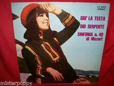 I COMBOS Dio Serpente Giù la testa etc LP 1972 MINT- ITALY rare OST Sexy Cover