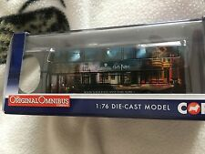 Wright eclipse Gemni 2,  Harry potter warner bros.Studio Tour   bus corgi model