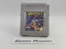 GAUNTLET II 2 NINTENDO GAME BOY GB COLOR GBC ADVANCE GBA CARTUCCIA PAL ITALIANO
