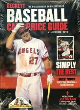 Baseball Cards Sports Trading Card Price Guides Publications For