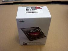 AMD A4-7300 Richland 4 Ghz 65W FM2 Dual Core Processor CPU APU AD7300OKHLBOX