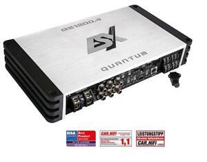 ESX QE1200.4 Quantum Digital 4CH Amp 4-Kanal Class D Digital Amplifier 1200WRMS