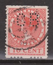 R10 Roltanding 10 used PERFIN CB Nederland Netherlands Pays Bas syncopated