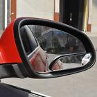 2x Car 360° Wide Angle Convex Blind Spot Mirror Stick On Rear View Accessories Alfa Romeo 147