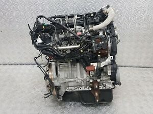 Moteur - Ford Fiesta 1.6Tdci 90ch type HHJC - 108 519 kms