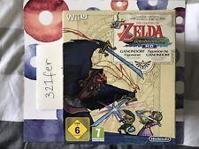 Zelda Wind Waker HD Limited Edition * Nintendo Wii U * New * Rare * Ganon Statue