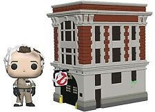 Pop! Vinyl--Ghostbusters - Peter with Firehouse Pop! Town