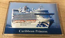 Caribbean Princess Princess Cruises Photo Fridge Magnet Cruise Ship Ocean Liner