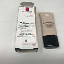 La Roche Posay Light Beige Teint Mattifying Mousse Foundation.Skin Oily EXP 6/19