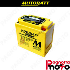 BATTERIE PRÉCHARGÉ MOTOBATT MBTX12U APRILIA MANA GT 850 2009>