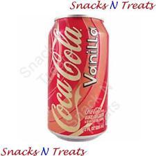 Vanilla Coca Cola Coke Drink USA 24 X 355ml Cans - Bulk Party Pack