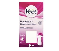Veet EasyWax Electrical Roll-On Replacement Strips