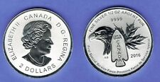 RCM 2016 Canada 1/2 oz .9999 Fine Silver $2 FIRST Special SERVICE Force BU USA