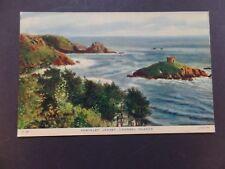 Jersey Portelet Jy 104 Tuck postcard mint
