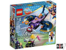LEGO 41230 DC Super Hero Girls L'inseguimento sul bat-jet di Batgirl