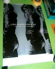 Lisa Marie Presley 2003 Original To Whom It May Concern Promo Poster