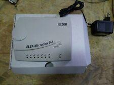 Elsa microlink 56k Basic - externes Modem - seriell