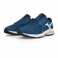 Mizuno Mens Wave Equate 4 Running Shoes Trainers Sneakers - Blue Sports