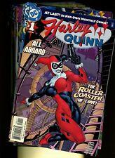 Harley Quinn 1,2,3,4,5,6,7,8,9,10,11,12,13,14,15,16,17-38 ^38 Books^ DC Comics