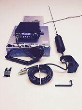CB Radio AM/FM Starter KitTeam TS-6M+Mini Springer CB Antenna & Gutter Mount Kit