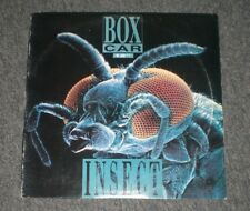 """Boxcar~Insect 12"""" PROMO~1989 Electronic Techno~House / Synth-Pop~FAST SHIPPING!"""