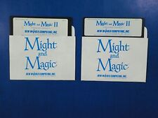 Might & Magic II Gates to Another World 1988 DISKS 2 and 3 ONLY