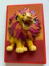 Lion King Switchplate-3D
