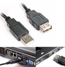 1.5 M USB 2.0 ad alta velocità cavo di estensione un maschio spina a una presa di piombo Donna
