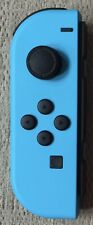 OFFICIAL NINTENDO SWITCH NEON BLUE LEFT JOY CON CONTROLLER
