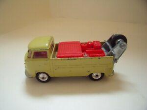 Vintage Corgi Toys 490 Volkswagen Breakdown Truck