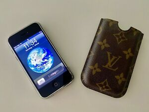 Apple iPhone 1 Generation 8GB A1203 GSM No Simlock + Louis Vuitton Etui 1. Gen