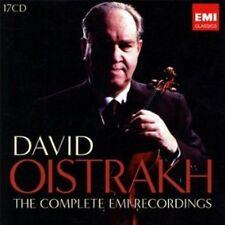David Oistrakh - David Oistrakh: The C (NEW 17 x CD BOX SET)