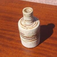 Mid-Century Scandinavian Pottery Vase Tue Poulsen Denmark  BIN OBO FS