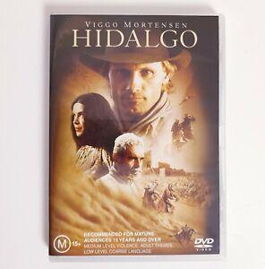 Hidalgo Movie DVD Region 4 AUS Free Postage - Action Drama