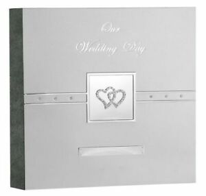 Our Wedding Day Photo Album Bridal Shower Gift Present 144 photos 18 pages
