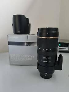 Tamron 70-200 f2.8 nikon mount