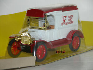 New Collectible TSC Tractor Supply 1913 Ford Model T Delivery Coin Bank