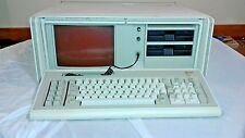 IBM Portable Personal Computer Model 5155 w/ Case Parts As Is