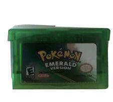 ? Pokémon: Smaragd / Emerald Edition (Nintendo Game Boy Advance, 2004)